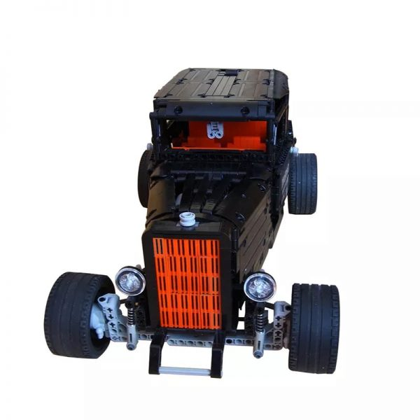 MOC 1093 1932 Hot Rod by doc brown MOC FACTORY 3 - MOC FACTORY
