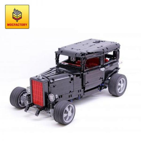 MOC 1093 1932 Hot Rod by doc brown MOC FACTORY - MOC FACTORY