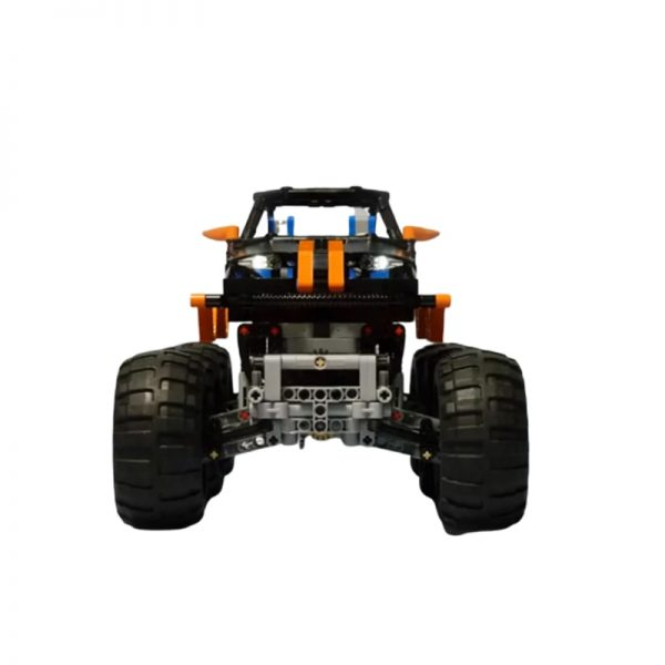 MOC 1244 Monster Truck 6x6 by Madoca1977 MOC FACTORY3 1 - MOC FACTORY