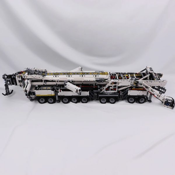 MOC 20920 Super Vehicle Technic RC Liebherr LTM11200 designer Jeroen Ottens 8 - MOC FACTORY