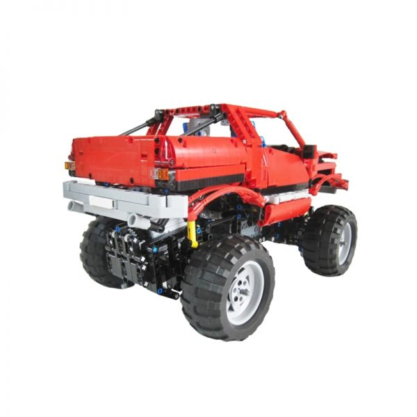 MOC 2168 Monster Truck by Madoca1977 MOC FACTORY2 - MOC FACTORY