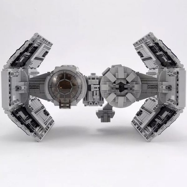 MOC 22018 Star Wars Bomber Twin Ion Engine Bomber barneius 5 - MOC FACTORY
