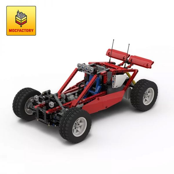 MOC 25969 Speed Buggy RC by Steelman14a MOC FACTORY - MOC FACTORY