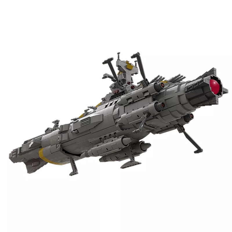 MOC 32484 Space Battleship Andromeda Space by apenello MOC FACTORY 2 - MOC FACTORY