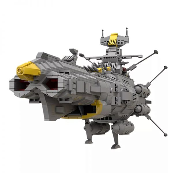 MOC 32484 Space Battleship Andromeda Space by apenello MOC FACTORY 4 - MOC FACTORY