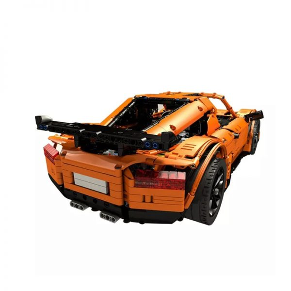 MOC 6214 Scorpion CK R Supercar by Crowkillers MOC FACTORY 2 - MOC FACTORY