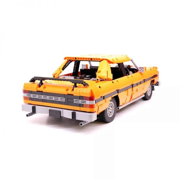 MOC 6296 1971 Ford Falcon XY GTHO III by doc brown MOC FACTORY 3 - MOC FACTORY