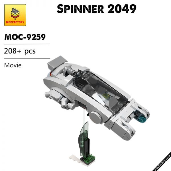 MOC 9259 Spinner 2049 Movie by gol MOC FACTORY - MOC FACTORY