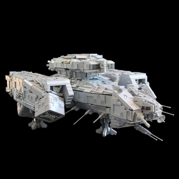 MOC 9803 USCSS NOSTROMO Space by Mihe Stonee MOC FACTORY 4 - MOC FACTORY