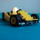 moc 10678 gocart 42035 c model block set moc factory 15 - MOC FACTORY