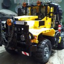 moc 28166 all terrain offroad truck type1 remote controlled block set moc factory 1 - MOC FACTORY