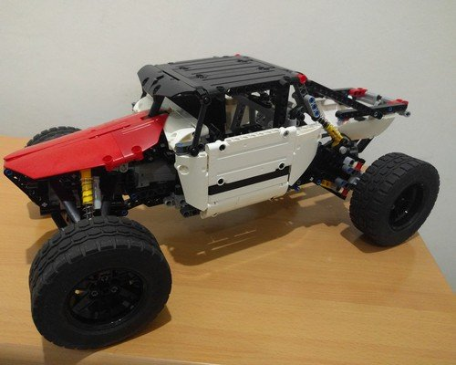 moc 4247 class 1 unlimited buggy 2020 2 - MOC FACTORY