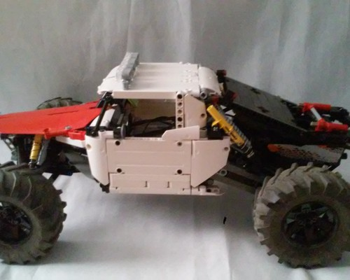 moc 4247 class 1 unlimited buggy 2020 4 - MOC FACTORY