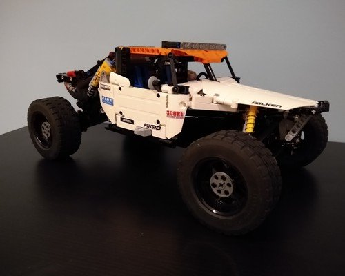 moc 4247 class 1 unlimited buggy 2020 - MOC FACTORY