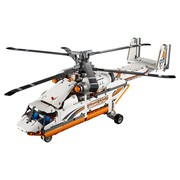 moc 7342 42052 c model twin spin helicopter block set moc factory 1 - MOC FACTORY
