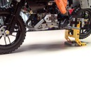 moc 7829 display stand for 42063 bmw r 1200 gs block set moc factory 11 - MOC FACTORY