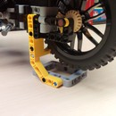 moc 7829 display stand for 42063 bmw r 1200 gs block set moc factory 9 - MOC FACTORY