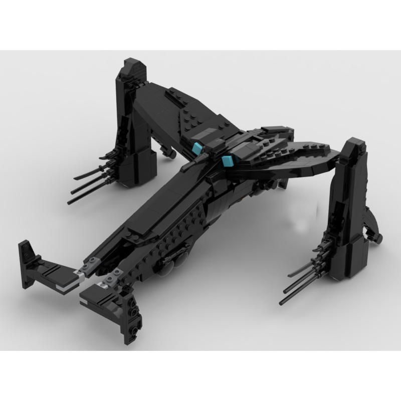 MOC 47640 Prowler Space by TheRealBeef1213 MOC FACTORY 3 - MOC FACTORY