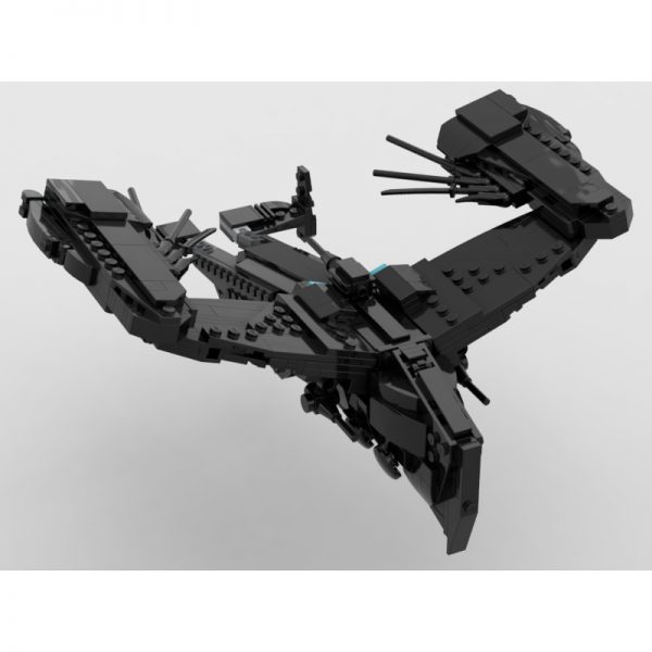 MOC 47640 Prowler Space by TheRealBeef1213 MOC FACTORY 4 - MOC FACTORY