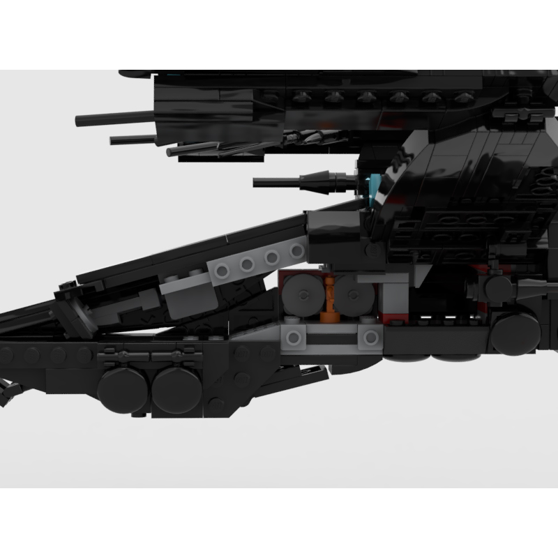 MOC 47640 Prowler Space by TheRealBeef1213 MOC FACTORY 5 - MOC FACTORY