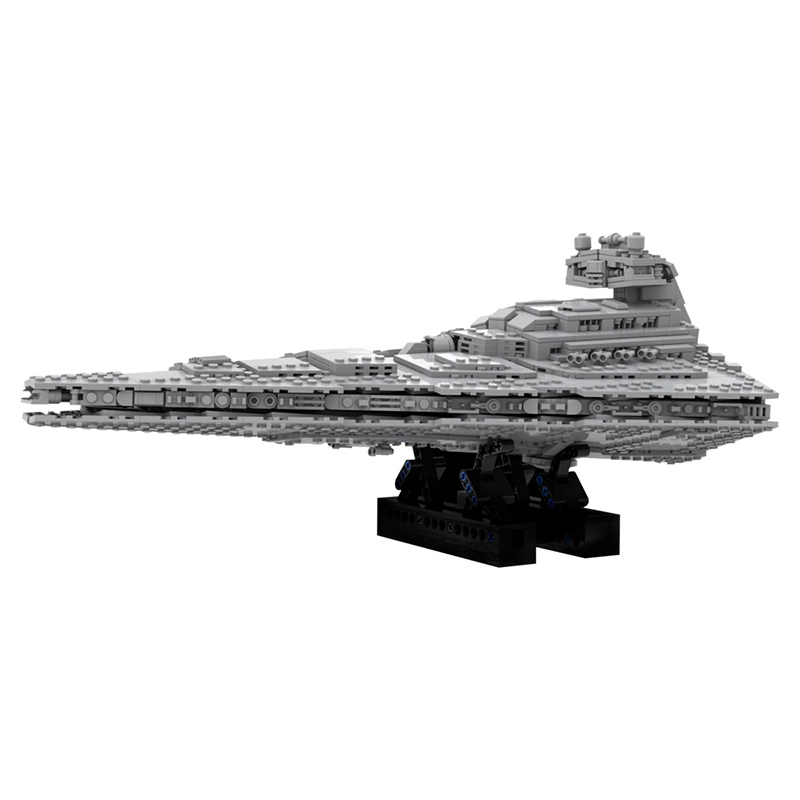 MOC 48106 Imperial Star Destroyer Star Wars by Red5 Leader MOC FACTORY 2 - MOC FACTORY