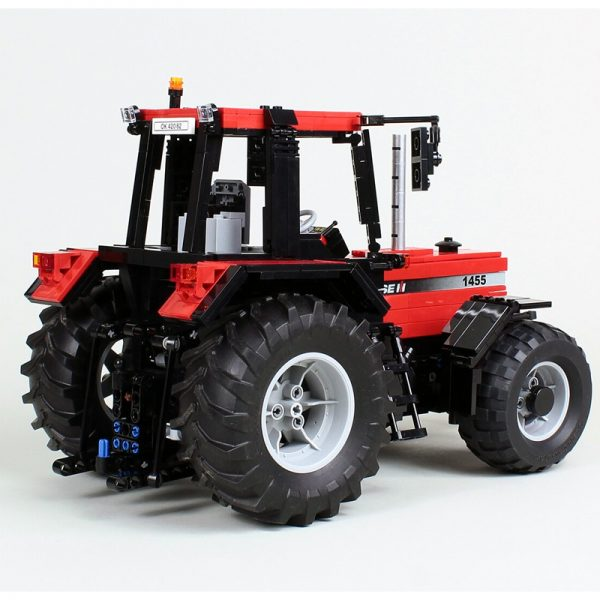 MOC 54812 Case IH Technic by M longer MOC FACTORY 3 - MOC FACTORY