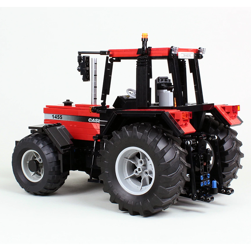 MOC 54812 Case IH Technic by M longer MOC FACTORY 4 - MOC FACTORY