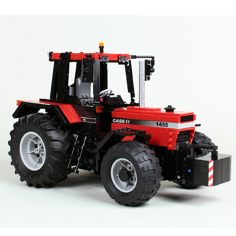 MOC 54812 Case IH Technic by M longer MOC FACTORY 5 - MOC FACTORY