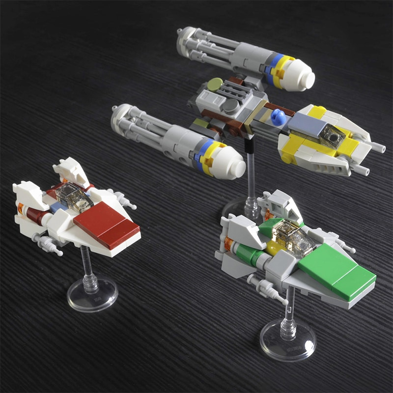 MOC 56438 The Rebellion Star Wars by onecase MOC FACTORY 2 - MOC FACTORY