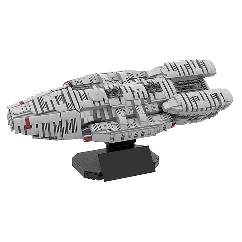 MOC 57856 Battlestar Galactica UCS Scale Movie by manglegrat MOC FACTORY 2 - MOC FACTORY