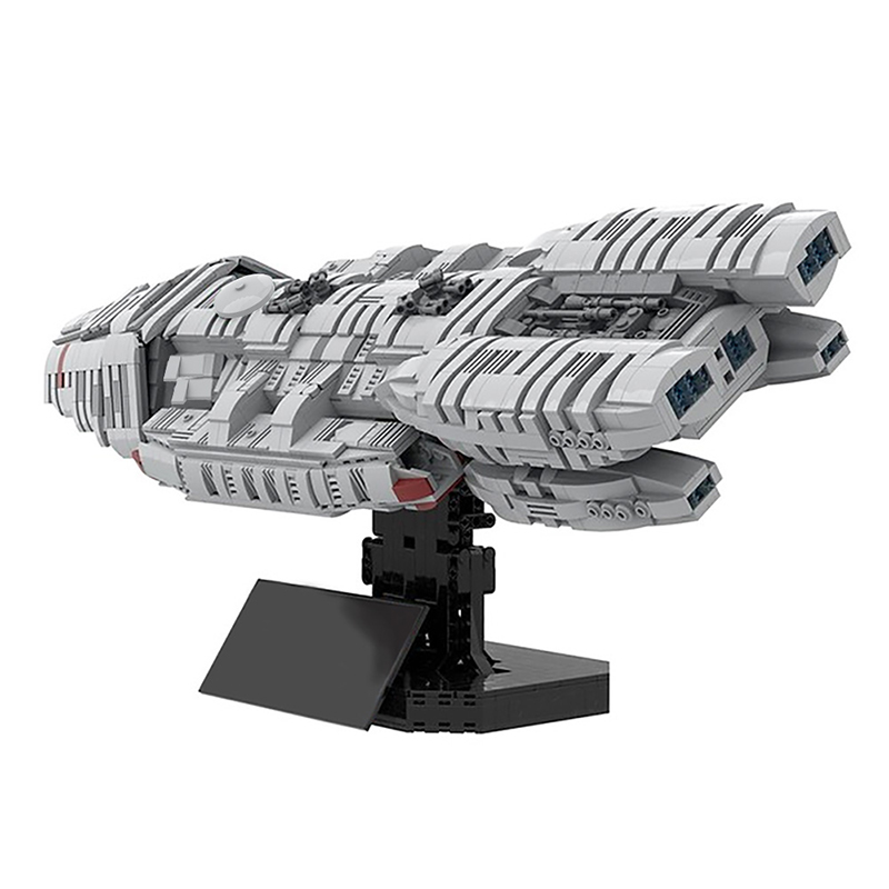 MOC 57856 Battlestar Galactica UCS Scale Movie by manglegrat MOC FACTORY 3 - MOC FACTORY