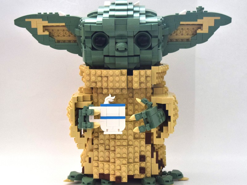 MOC Review: MOC-38952 - The Child, aka Baby Yoda