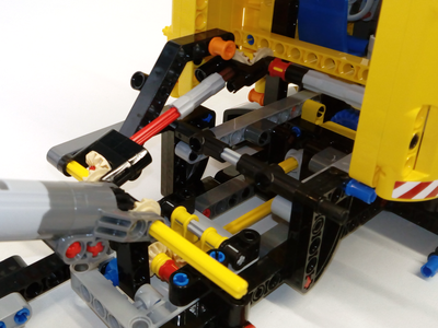 MOC Review: MOC-43434 - American Tow Truck