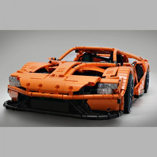 MOC 10792 FORD GT Technic by Loxlego MOC FACTORY 3 - MOC FACTORY