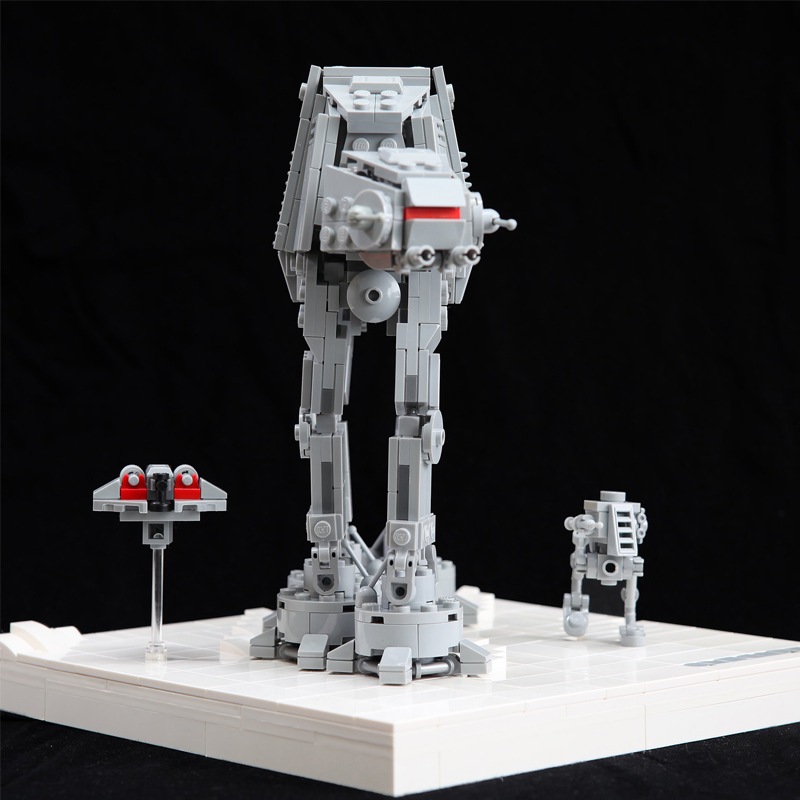 MOC 11431 AT AT Assault on Hoth Star Wars by onecase MOC FACTORY 4 - MOC FACTORY