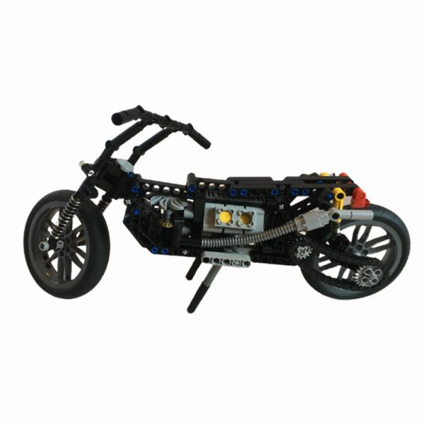 MOC 18830 Motorcycle Technic by MP Factory MOC FACTORY 2 - MOC FACTORY