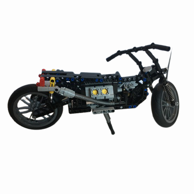 MOC 18830 Motorcycle Technic by MP Factory MOC FACTORY 3 - MOC FACTORY