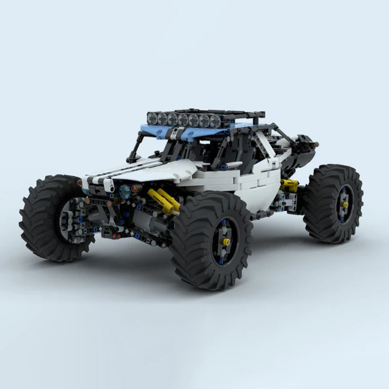 MOC 19517 4WD RC Buggy Technic by Didumos MOC FACTORY 2 - MOC FACTORY