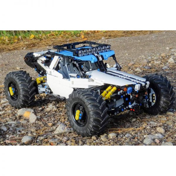 MOC 19517 4WD RC Buggy Technic by Didumos MOC FACTORY 3 - MOC FACTORY