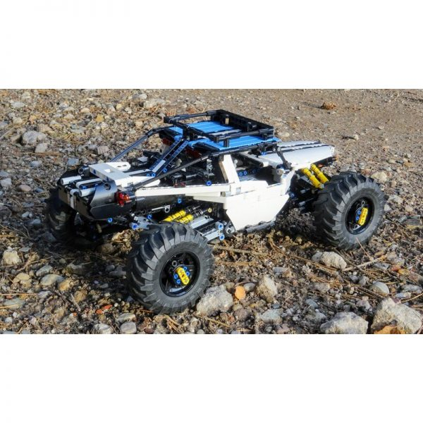 MOC 19517 4WD RC Buggy Technic by Didumos MOC FACTORY 5 - MOC FACTORY