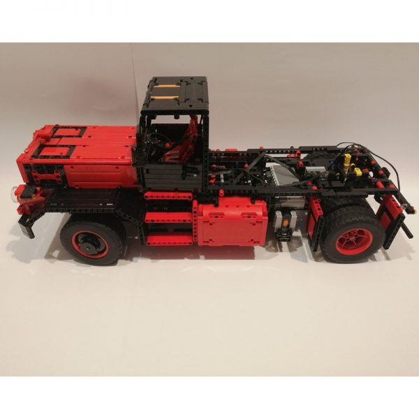 MOC 31430 Us Truck with 32 Speed Gearbox Fully RC Technic by B4 MOC FACTORY 3 - MOC FACTORY