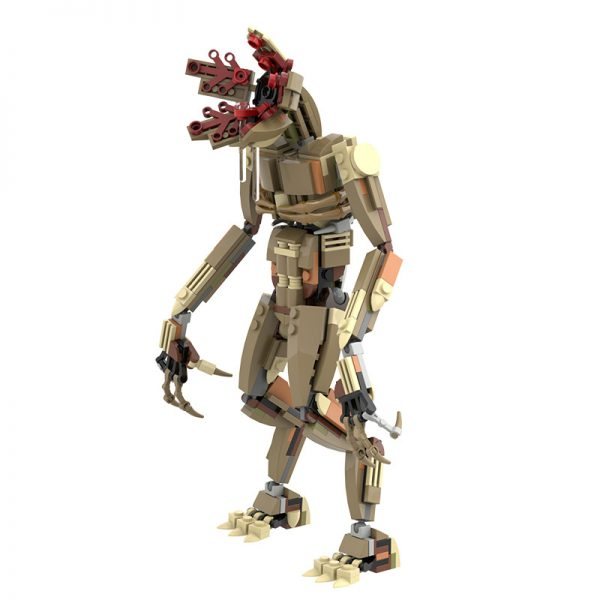 MOC 38943 Demogorgon Movie by aaron newman MOC FACTORY 2 - MOC FACTORY