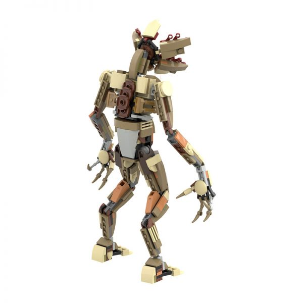 MOC 38943 Demogorgon Movie by aaron newman MOC FACTORY 3 - MOC FACTORY