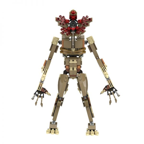 MOC 38943 Demogorgon Movie by aaron newman MOC FACTORY 5 - MOC FACTORY