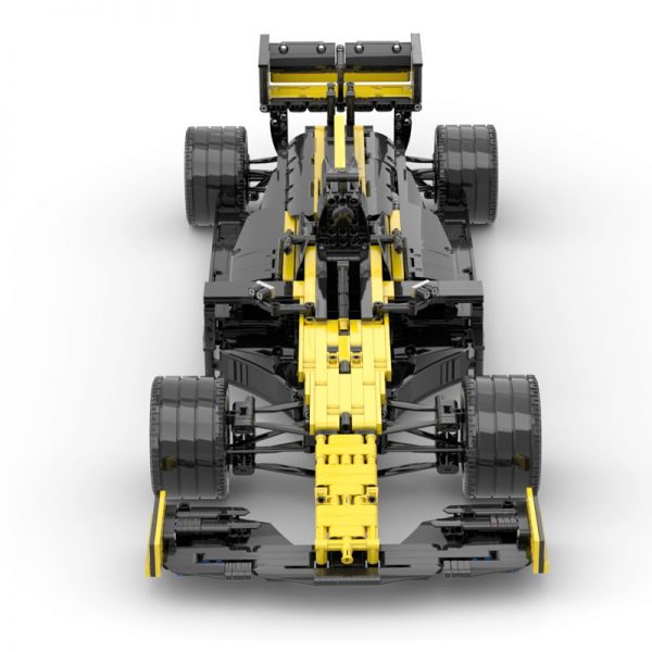 MOC 46149 Renault F1 RS19 18 Scale Technic by Lukas2020 MOC FACTORY 2 - MOC FACTORY