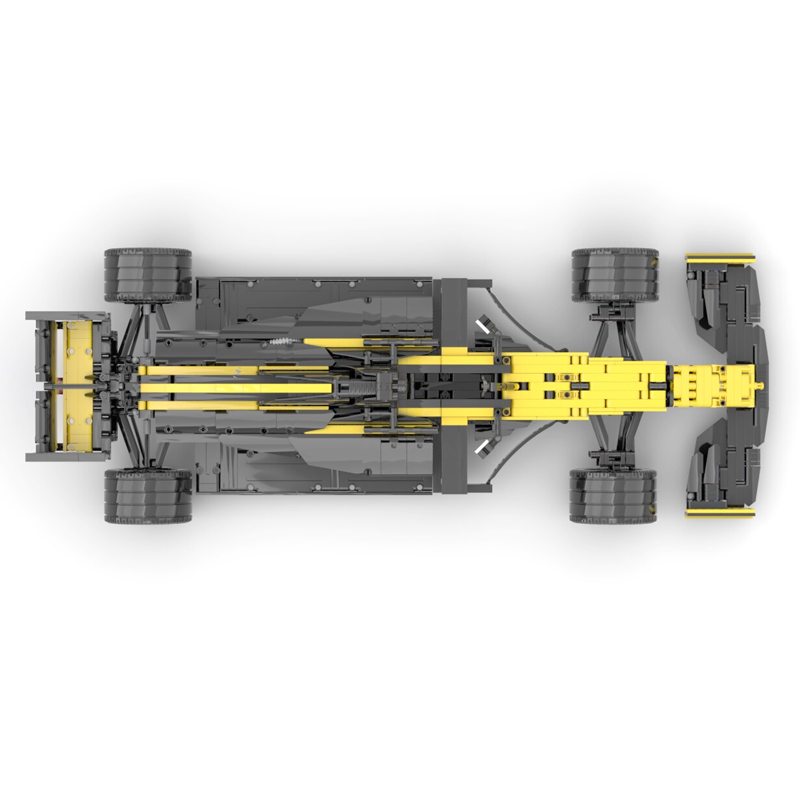MOC 46149 Renault F1 RS19 18 Scale Technic by Lukas2020 MOC FACTORY 3 - MOC FACTORY