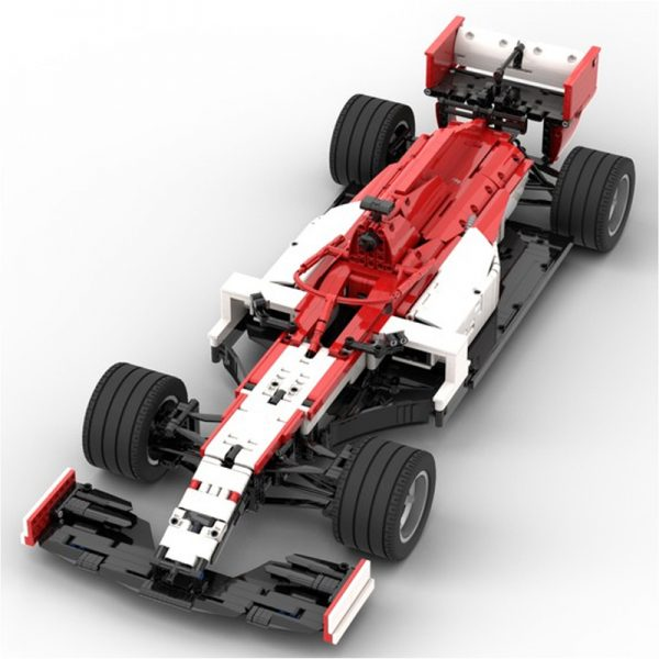 MOC 47178 Alfa Romeo Racing Orlen F1 C39 18 Scale Technic by Lukas2020 MOC FACTORY 2 - MOC FACTORY