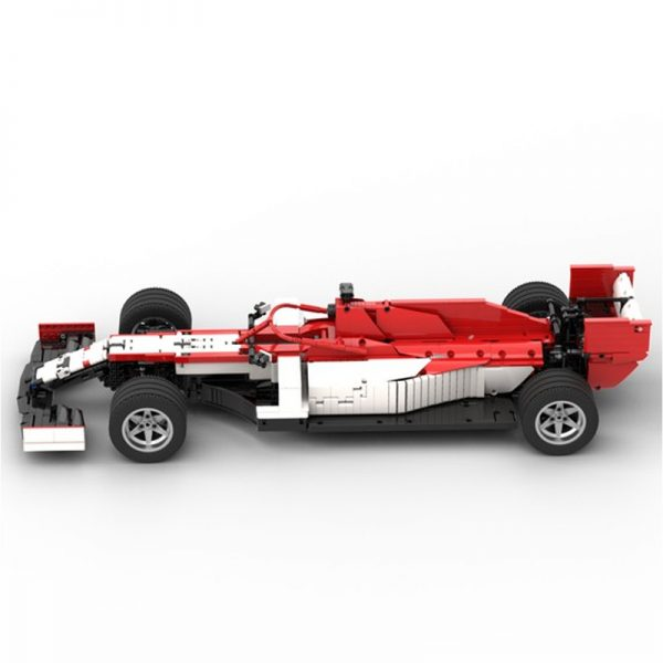 MOC 47178 Alfa Romeo Racing Orlen F1 C39 18 Scale Technic by Lukas2020 MOC FACTORY 3 - MOC FACTORY