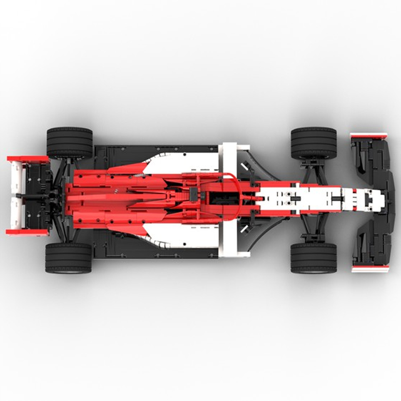 MOC 47178 Alfa Romeo Racing Orlen F1 C39 18 Scale Technic by Lukas2020 MOC FACTORY 4 - MOC FACTORY
