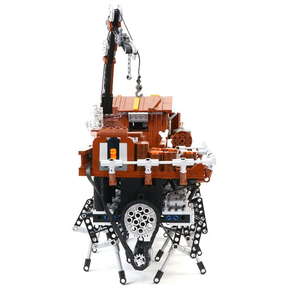 MOC 90067 Monster Beach with Power Function Movie MOC FACTORY 4 - MOC FACTORY